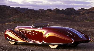 The 1939 Figoni and Falaschi Delahaye
