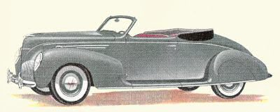 illustration from original 1939 Zephyr Brochure